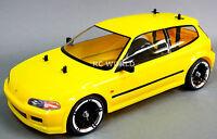 Custom Tamiya 1/10 Rc Car Honda Civic -rtr-