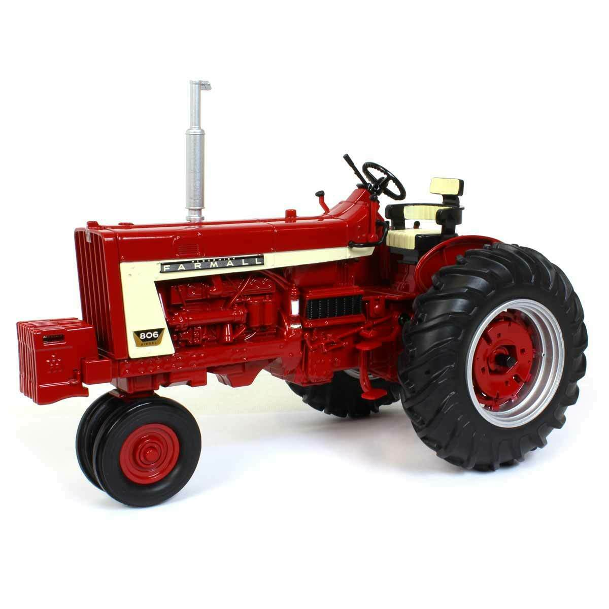 1 16 Prestige Series International Harvester Farmall 806 Narrow NIB ERTL 44190