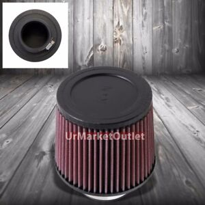 K Amp N 3 00 Quot 76 Mm Universal Rubber Cone Centered Round