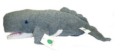 "ADORE 16"" Ahab the Sperm Whale Stuffed Animal Plush Toy"