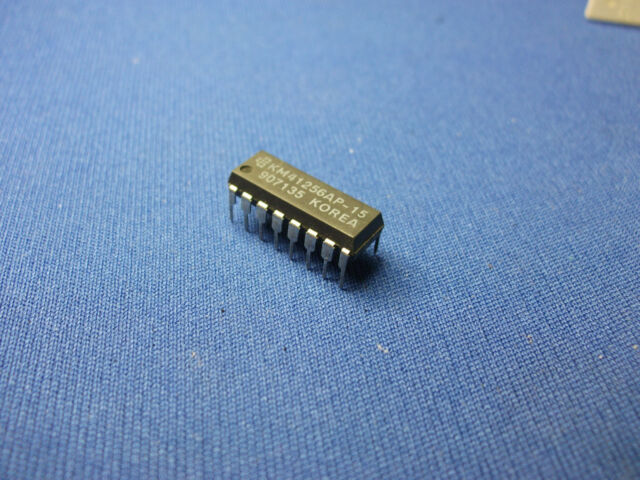 KM41256-15 INTEGRATED CIRCUIT DIP-16