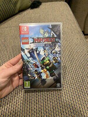 Lego Ninjago Movie Game Nintendo Switch   eBay