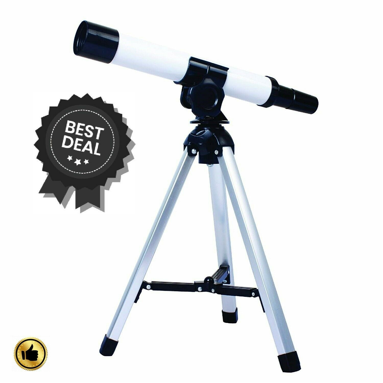 Mini Telescope Science Kit For Kids Experiment Toys Educational Childrens NEW 2
