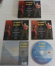 CD + LIVRET MARIUS ET FANNY COSMA VLADIMIR ROBERTO ALAGNA ANGELA GHEORGHIU
