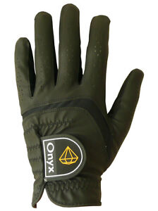 New-Onyx-Junior-Kids-Golf-Glove-Left-Hand-Small-Black-Suits-Ages-4-to-7