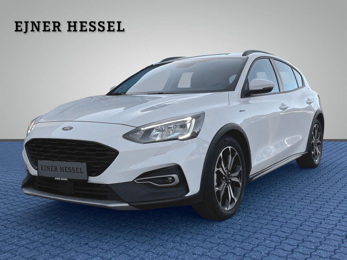 Ford Focus 1,0 EcoBoost Active 5d - 264.900 kr.