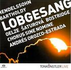 "Sinfonie 2 ""Lobgesang"" von Oelze,Bostridge,Orozco-Estrada,Saturova (2011)"