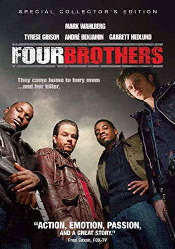 FOUR BROTHERS-FOUR BROTHERS DVD NEUF