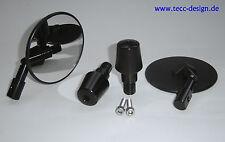 Estremità del manubrio Specchio E-testato Yamaha XSR mt09 mt07 mt01 XJR MANUBRIO SPECCHIO bar end