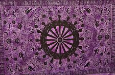 ship wheel tapestry 100% Fair Trade