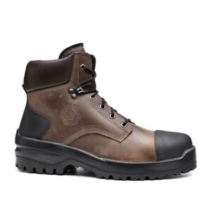 Work de Terrain All Shoe homme Sole travail Hro Platinum Top Chaussure B0741 pour Bison Lq3jc5A4R