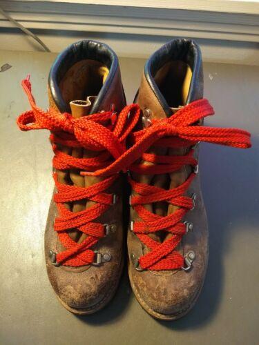 Vintage Italian (?) Hiking Boots Men's 7.5M
