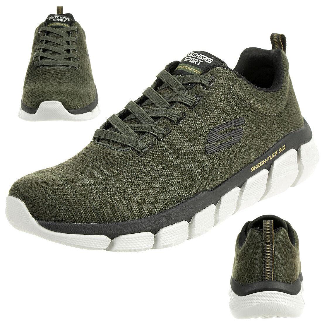 Skechers Skech Flex 3.0 Strongkeep Men's Sneakers Fitness shoes Green