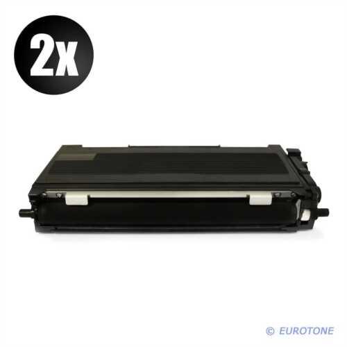 2x Eurotone ECO Toner kompatibel für Brother TN-2000 TN2000