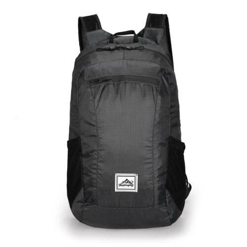 Outdoor Foldable Shoulder Backpack Ultra Light Waterproof 20L Travel Bag JF#E