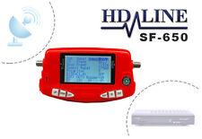HD-LINE SF650 DIGITAL Satellite signal Sat Dish Finder für Camping Astra Turksat