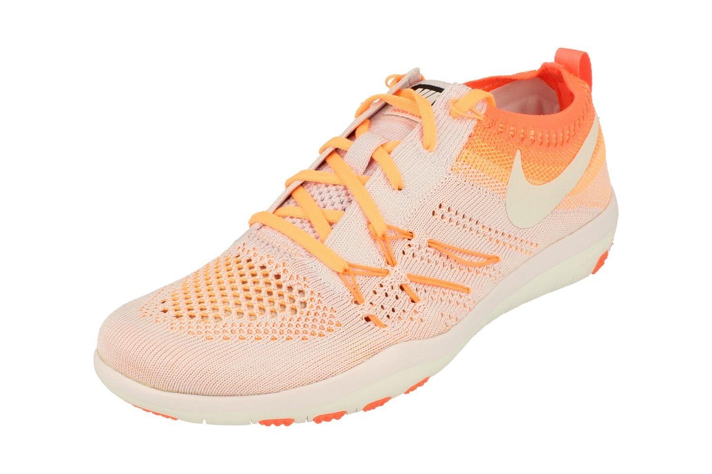 Nike De Mujer FREE TR enfoque Flyknit Correr Zapatillas Tenis Zapatos 500 844817