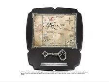 The Hobbit Thorin Oakenshield Delux Map & Key Noble Collection