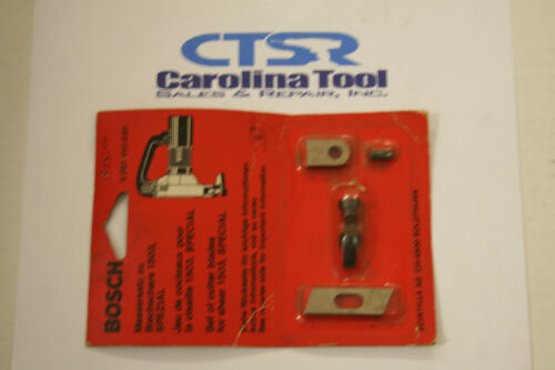Upper /& Lower for Models 1503//Part # 2607010030 New Bosch Cutter Blades