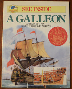See-Inside-A-Galleon-Armada-Edition-paperback