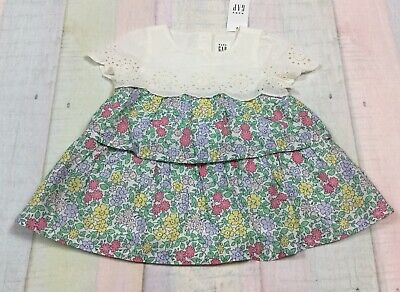 c32272501 Baby Gap Girls 0-3 Months Dress. Floral Eyelet Dress With Bloomers. Nwt |  eBay