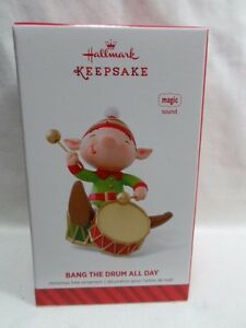2014 Hallmark Keepsake Ornament Cozy Country Church Magic Sound Loc B18