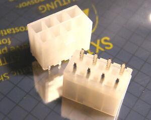 20x Steckverbinder Typ 39-28-1083, 4.20mm Pitch Mini-Fit Jr.™ Header, Molex