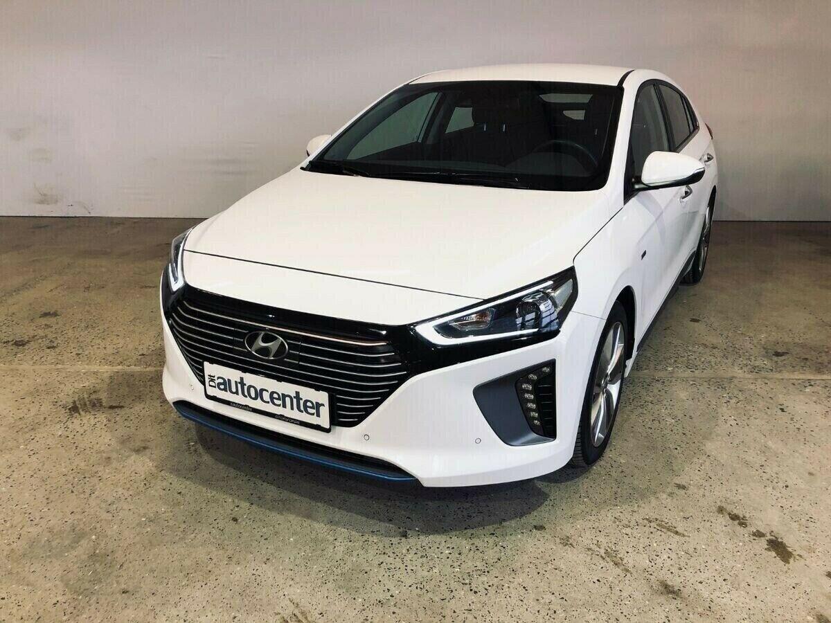 Hyundai Ioniq 1,6 HEV Premium DCT 5d