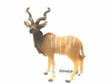 P19) NEU Schleich (14645) Große Kudu Antilope Schleichtier Savannentiere Afrika