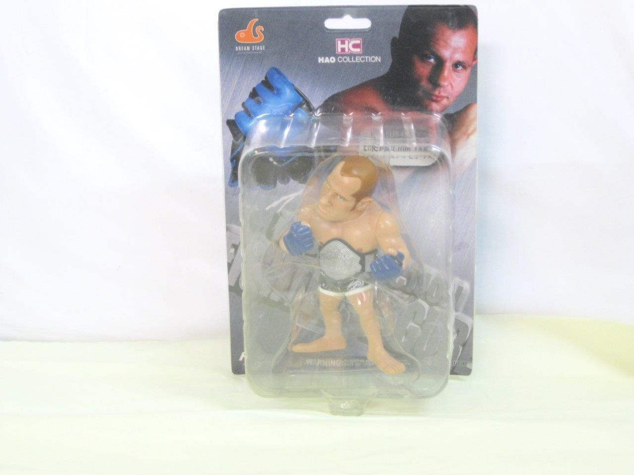 HAO COLLECTION FIGURE Fedor Emelianenko DOLL PRIDE UFC in BOX
