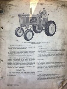 1963 ford 4000 owners manual