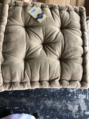 Soft siège booster Coussin coussinets épais adultes chaise de jardin fauteuil