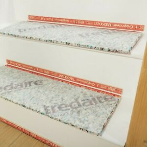 Cheap Carpet Underlay For Stairs Staircase 8mm 10mm 12mm Thick Soft 14 Steps Ebay