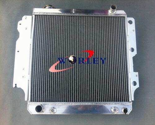 3 Rows Aluminum Radiator for 1987-2006 JEEP WRANGLER YJ TJ 2.4L-4.2L 1988 1989