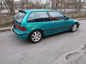 1991 civic Si mint condition
