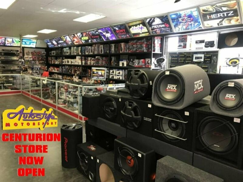 Autostyle Motorsport - South Africas largest CAR AUDIO store. Open 7 days. We beat any price. Visit