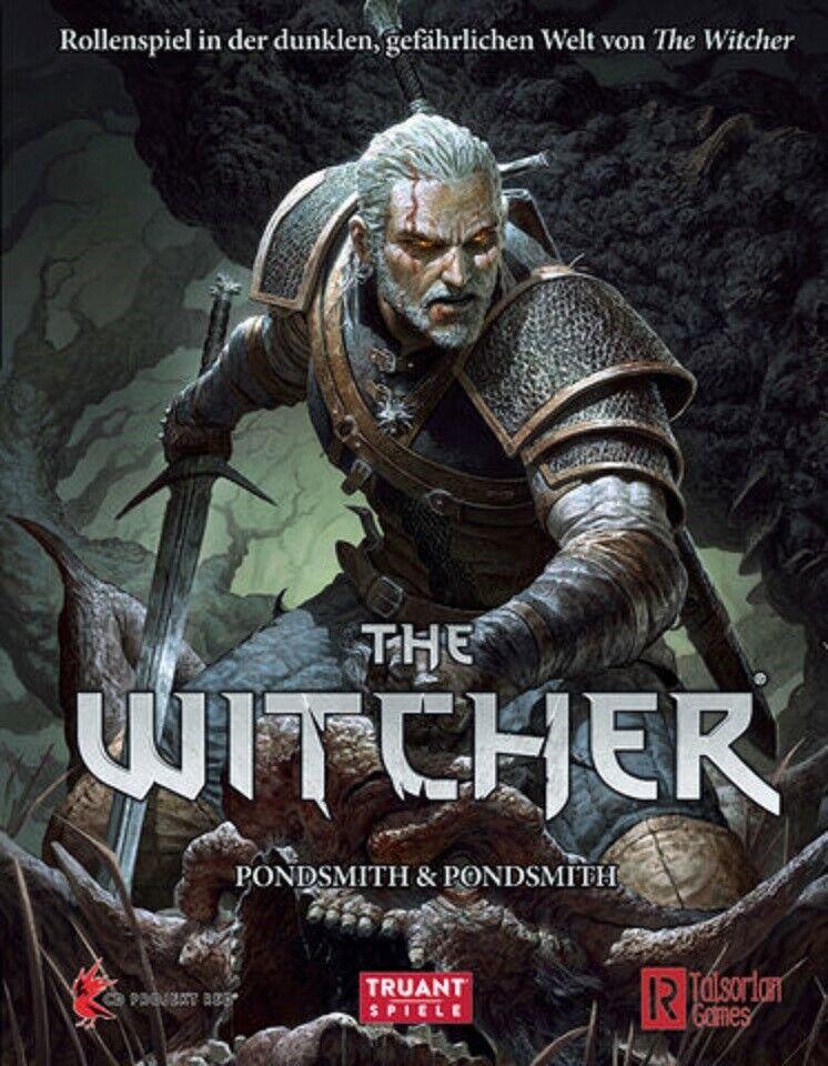 TRU2400 -  The Witcher Gcorrerossoregelwerk (Truant) 302002001  prezzo più economico