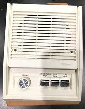 25 ohm biscuit white Nutone Intercom IS-305 indoor remote speaker for IM-3003