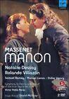 Massenet: Manon [DVD Video] (DVD, Jan-2008, Erato (USA))