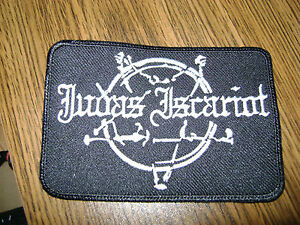 JUDAS-ISCARIOT-SEW-ON-EMBROIDERED-PATCHE