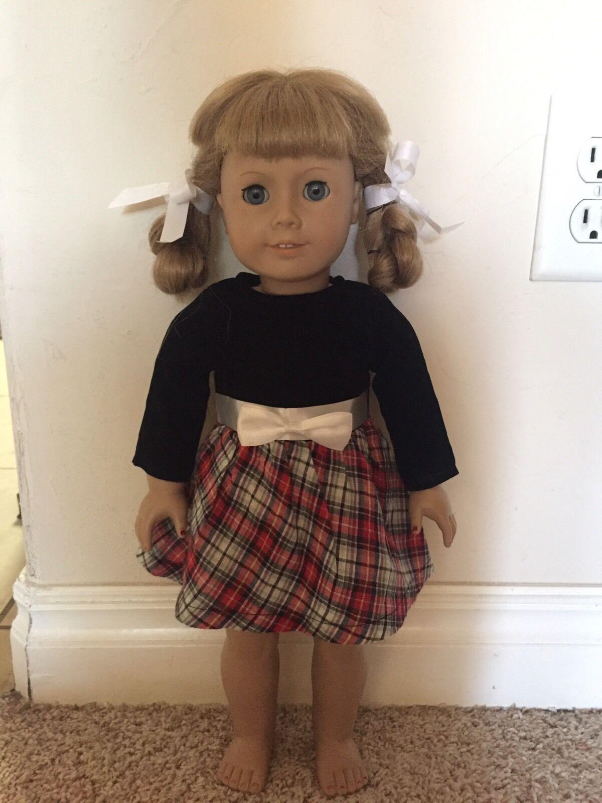 American Girl Doll Kirsten Larson retirado