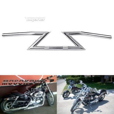 """US 1/"""" Drag Bar Handlebar For Yamaha VMX1200 VMX1700 V Star 650 950 1100 1300"""