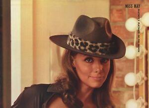 Playboy-Centerfold-May-1968-Elizabeth-Jordan-Club-Bunny-Atlanta-Chicago-CF-ONLY