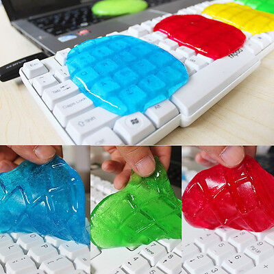 New Cyber Super Clean Magic Dust Cleaning Compound Slimy Gel For Keyboard