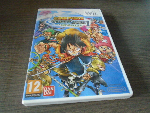 pour nintendo wii One Piece Unlimited Cruise 1