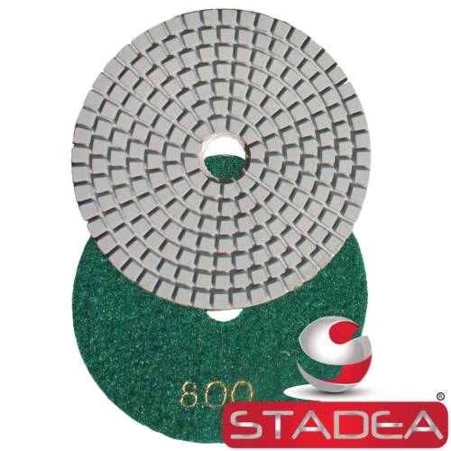 Diamond Polishing Pads 4 inch WetDry Granite Concrete Marble Glass Stone Sanding