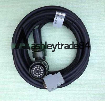 FANUC servo motor encoder feedback line FANUC JF A660-2005-T505//506 3M cable