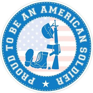 U-S-Army-Proud-American-Soldier-Decal-Sticker