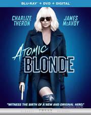 Atomic Blonde (Blu-ray Disc, 2017, 2-Disc Set)