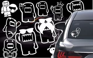 Domo Kun Sticker Jdm Decal Car Window Truck Auto Bumper Laptop Wall